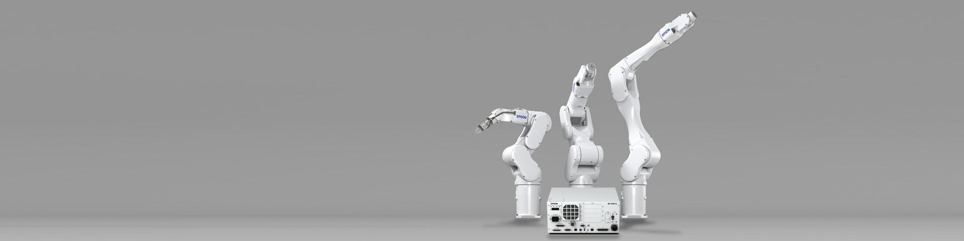 ROBOTICKÁ ŘEŠENÍ EPSON